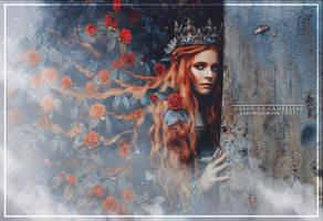 Queen of Camellias by dreamswoman
