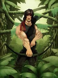 John Rambo by Schoyhan