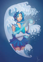 Sailor mercury by Schoyhan