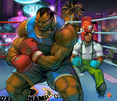 GET PAID: Hyper Fighting EX+ by gammon