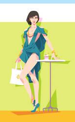 Fashion/Cupcake by gammon