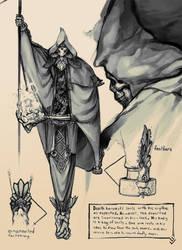 Castlevania Concept: Death by gammon