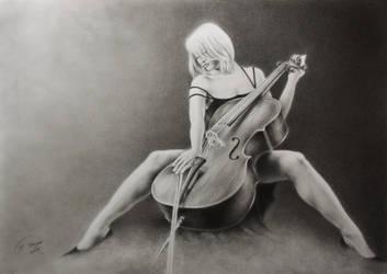 Viola by sergejbag
