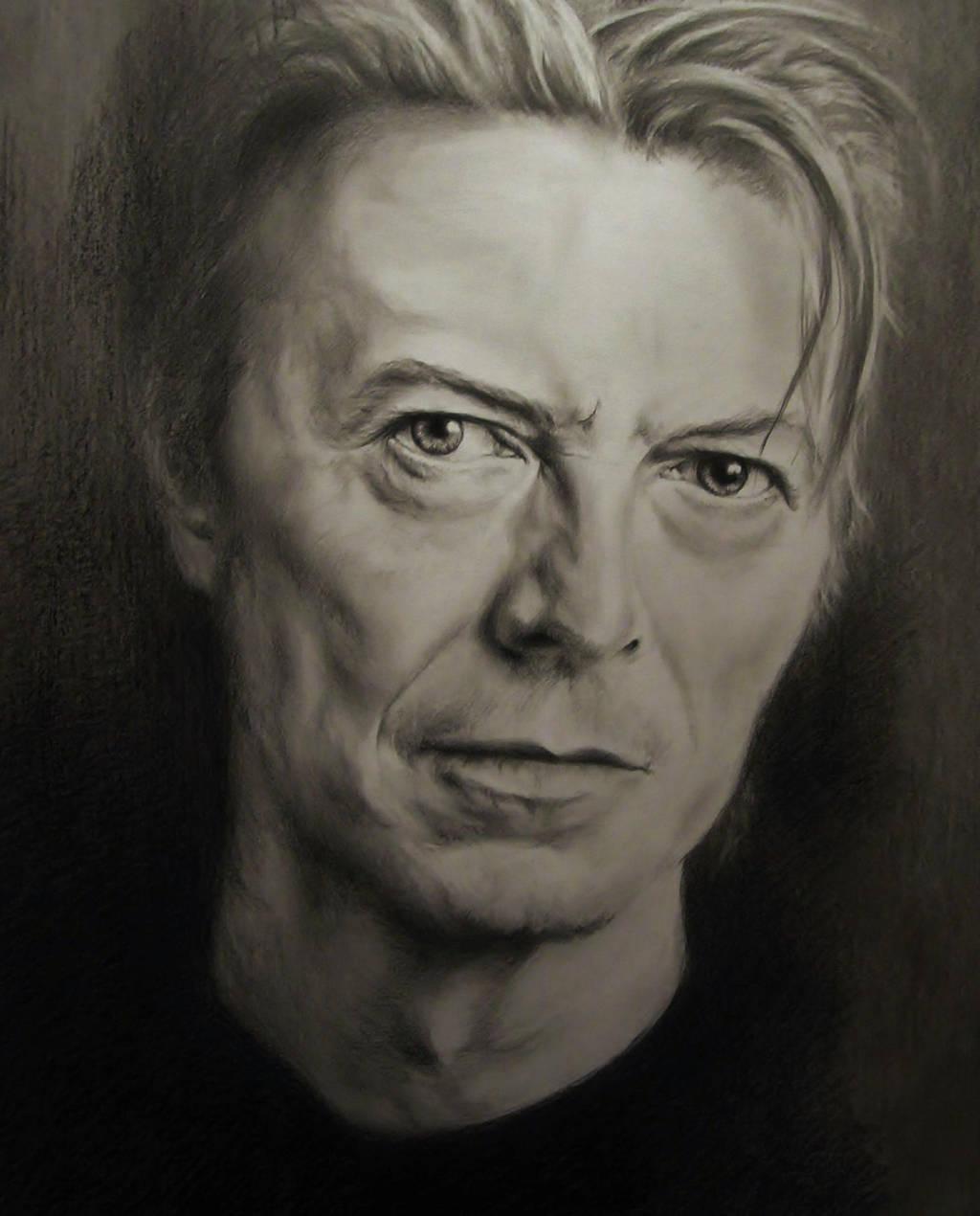 David Bowie By Sergejbag On Deviantart