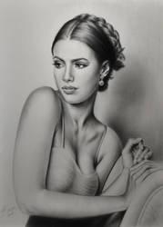 Spanish girl by sergejbag