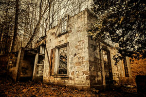Crumbling History by AnthonyPresley