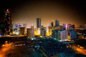 City Lights by AnthonyPresley