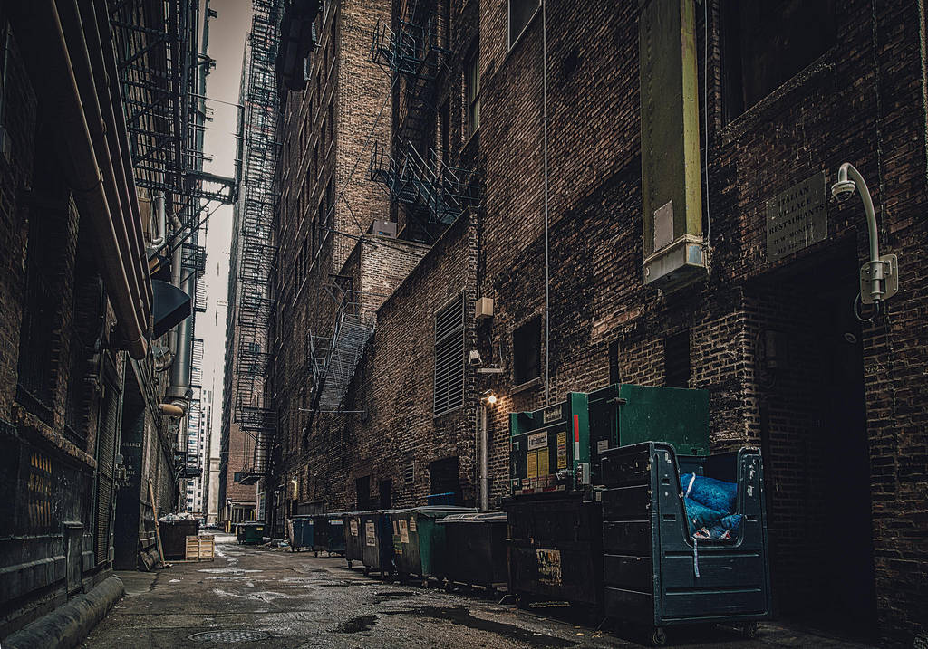 Chicago Alley Project Volume 1 - YouTube
