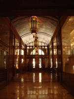 Golden Hall by Designdivala