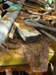 Abandoned Bench by Designdivala