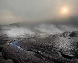 Barren MistScape Premade by Designdivala