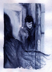 The Past Knocks the Door by suhona
