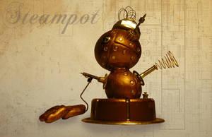 Steampot by spulunk