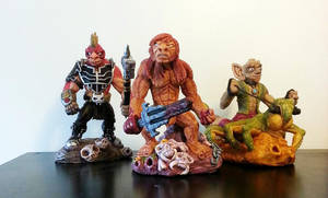 Bigfoot - Sword of the Earthman Collection by spulunk