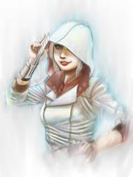 Modern Assassin by Kissakisan