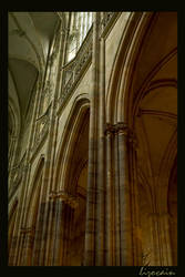 St Vitus Cathedral by Lizocain