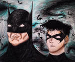 Tim Burton's Batman and Robin. by Kongzilla2010