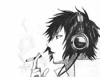 Smoker by NadeOnix