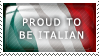 Proud to be Italian by Wearwolfaa