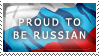 Proud to be Russian by Wearwolfaa