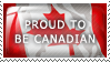 Proud to be Canadian by Wearwolfaa