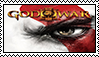 God of War Stamp by GearsGirl6295