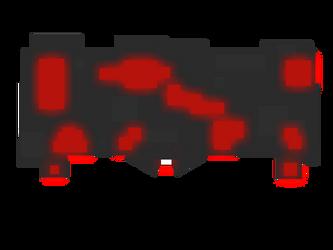 Independence Day: Code Lyoko- Mega Destroyer by PeaceKeeperd