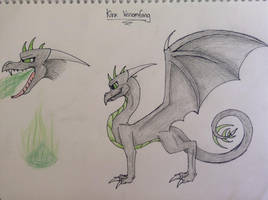 Kira Venomfang by LegendaryGriffin