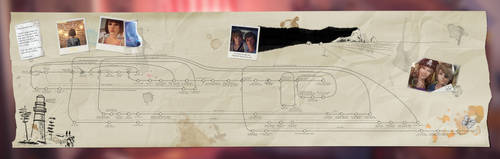 Max's time travel map (Life is Strange Spoiler) by ConstsAndVars