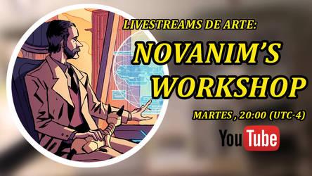 Novanim's Workshop Stream announcement by Novanim