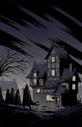 The Hunt- Short Comic Story by Novanim