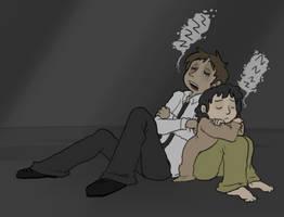 Sleepy Brothers by sky665