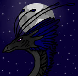 Abysse the Skydancer by KyuremObsession