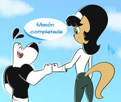 Mision completada by M3DXD