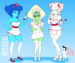 Comm-Nurse gems by M3DXD
