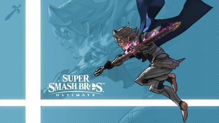 Super Smash Bros. Ultimate - Corrin by nin-mario64