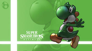 Super Smash Bros. Ultimate - Yoshi by nin-mario64