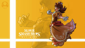 Super Smash Bros. Ultimate - Daisy by nin-mario64