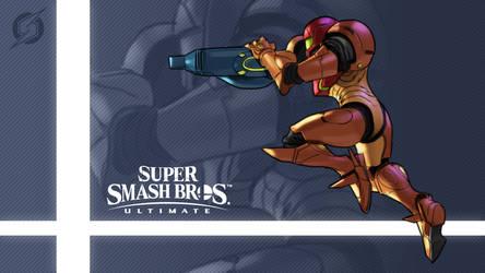 Super Smash Bros. Ultimate - Samus by nin-mario64