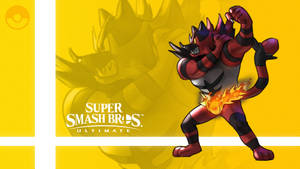Super Smash Bros. Ultimate - Incineroar by nin-mario64
