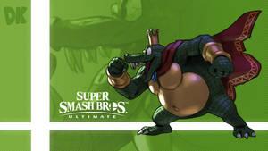 Super Smash Bros. Ultimate - King K Rool by nin-mario64