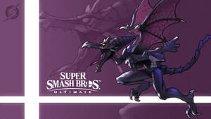 Super Smash Bros. Ultimate - Ridley by nin-mario64