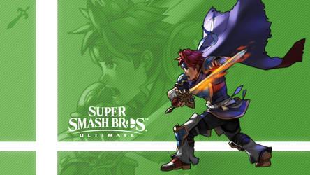 Super Smash Bros. Ultimate - Roy by nin-mario64