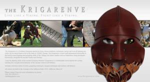 Krigarenve flier Two by Vikingjack