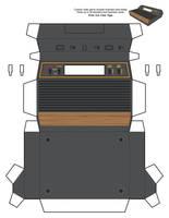 Atari BC Holder by Vikingjack
