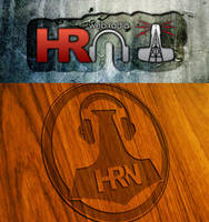 HRN Logo and Coin by Vikingjack