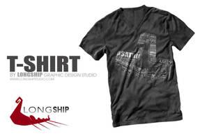 Hollow Hammer Tshirt Mockup by Vikingjack