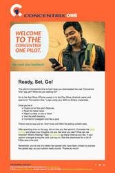 C1 App Realise Email by Vikingjack