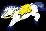 Poseidon buck by AhernStables