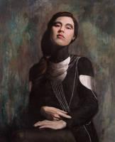 Janelle by RandallFischer